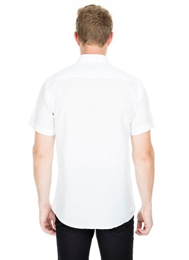 Quter&Shirt Gömlek Beyaz